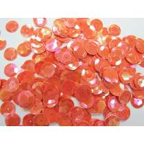 24gm Sequin Pack- Peach- 12mm #018