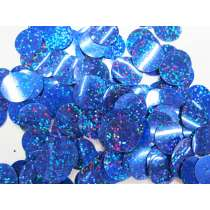 24gm Sequin Pack- Holographic Royal- 20mm #029
