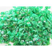 24gm Sequin Pack- Ocean Green- 8mm #037