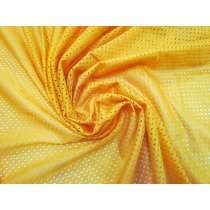 Basketball Mesh- Golden Yellow #4332