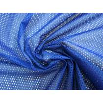 Basketball Mesh- Team Blue #4334