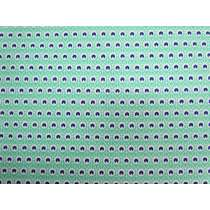 Into The Garden Cotton #C5595-TEAL