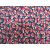 Into The Garden Cotton #C5593-NAVY