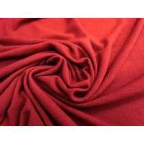 Soft Wool Blend Knit- Ruby #2248