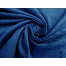 7 Wale Cotton Corduroy- Royal Blue #4378