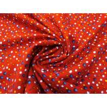 Sprinkles Spots Cotton Pinwale Corduroy #2273