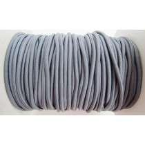 Bungee Cord Elastic- Grey #1025M