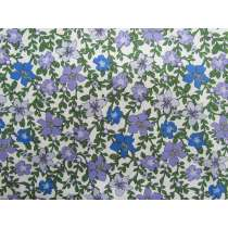Secret Garden Cotton- Purple #PW1066