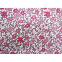 Secret Garden Cotton- Pink #PW1069