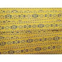 Folk Fairytale Brocade Ribbon Trim- Yellow #069