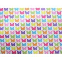 Rainbow Butterfly Cotton #PW1103