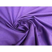 Italian Linen With Reversible Metallic Silver- Purple #4402