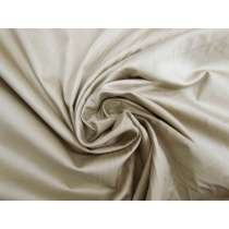Cotton Sateen- Clay Beige #4408