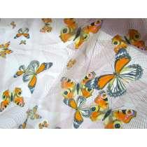 Soft Butterfly Blossom Chiffon