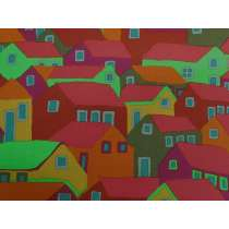 Brandon Mably Shanty Town- Autumn