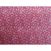 Burst of Blooms Cotton- Pink #PW1126
