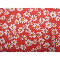 Painted Garden #12- Red