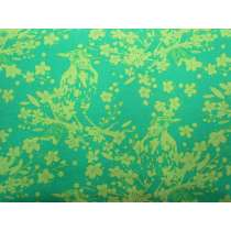 Painted Garden #11- Green