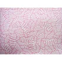 Soft Ferns Cotton- Pink #PW1003