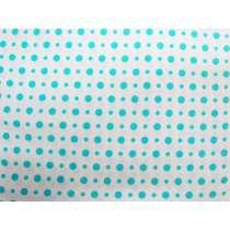 Odd Spot Cotton- Blue #PW1008