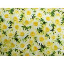 Dreamy Daisies Cotton- Yellow #PW1058