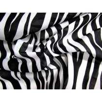 Zebra Print Voile