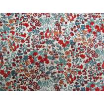 Liberty Cotton- Wisley Flowers- Flower Show Winter Collection
