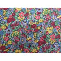 Liberty Cotton- Malvern Meadow- Winter- Flower Show Winter Collection