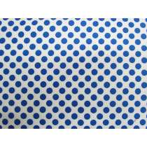 Easy Spot Cotton- Royal Blue #PW1010