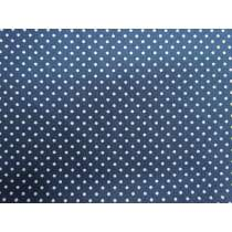 Simple Tiny Spot- Royal Blue #PW1013