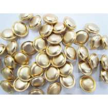 19mm Gold Fashion Buttons FB131