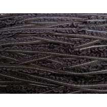 12mm Mini Frill Lace- Dark Chocolate #170