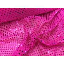 3mm American Sequins- Cerise