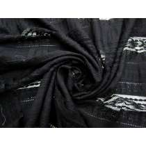 Sweet Escape Cotton Blend Lace- Black #4500