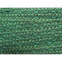 11mm Seedling Stretch Crochet Lace Trim #202
