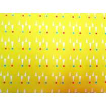 Backyard Circus #04- Yellow