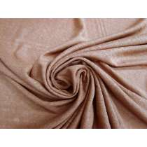 Linen Jersey- Dusty Terracotta #4525