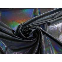 Oil Spill Holographic Spandex #4536