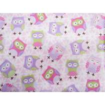 Owl Cuties Cotton #PW1039