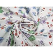 Soft Florals Lightweight Spandex #4577