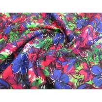 Luscious Garden Linen Blend Rayon