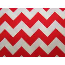 Le Creme Chevron- Red #80