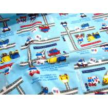 Rescue Team Flannelette