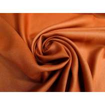 Linen Look Rayon- Roasted Orange #4630