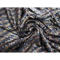 Diagonal Python Sequin Knit #4651