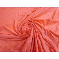 Lightweight Viscose Jersey- Grapefruit #4659