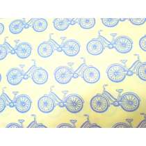 Little Things Organic #91- Grey on Yellow