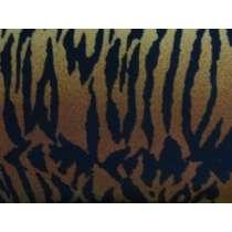 Animal Print Lycra- Tiger