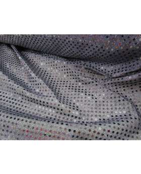 3mm American Sequins- Black