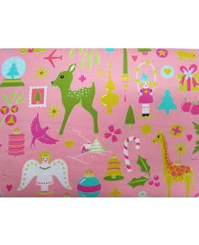 Alison Glass- Holiday- Kitschy in Shiny